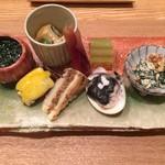 日本料理 e. - 八寸