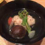 日本料理 e. - えびしんじょう