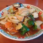四海樓 - 八宝菜(1,512円)