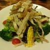 隠れ居坂屋 魚たつ - 料理写真:揚げごぼうサラダ(700円)