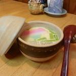 東寿司 - 器が素敵な茶碗蒸し