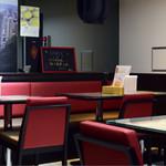 香港 贊記茶餐廳 - 店内