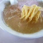 札幌ラーメン大門  - 中加水 西山製麺の札幌麺