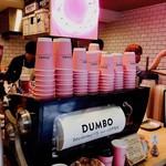 ダンボ ドーナツ アンド コーヒー - カップはピンク☆可愛い