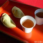 橘香堂 - むらすゞめ&お茶