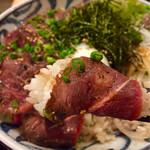 totoguranemuro - 肉ロールライスで頂く