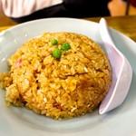 中華料理 しまむら - チャーハン(450円)