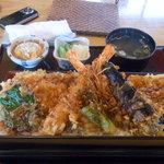 樟割ぽう - 料理写真:天重 2000円