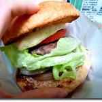 ジャミジャミ - ハンバーガー