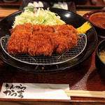 67020934 - ☆ヒレカツ定食☆