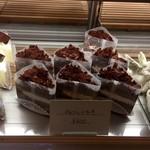 ル・クール - チョコレートケーキ