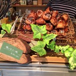 ル・クール - 栗のオーブン焼き