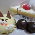 パティスリースマイユ - ケーキ