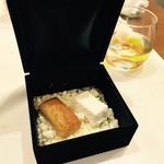 エクロール - 小菓子が、ジュエリーボックスで来ました(*^_^*) 楽し過ぎる♥️