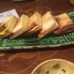 海里 - 玉子サンド