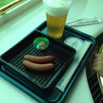 プレミアリゾート 夕雅 伊勢志摩 - 帰りのしまかぜの食堂車