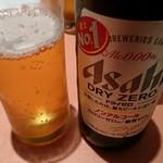 蔭山樓 - ノンアルコールビール