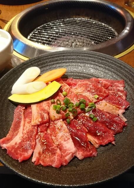 神田 炎蔵 - カルビランチ・お肉大盛り