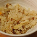 鳥ぼんぼん - 炊きたて鶏釜飯