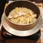 67026205 - 炊きたて鶏釜飯