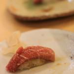 寿司はしもと -  大トロにちかい中トロ