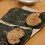 寿司はしもと -  平貝の磯辺