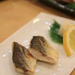 寿司はしもと -  カマスの焼き物