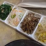 大衆肉料理 大幸 - ナムル491円