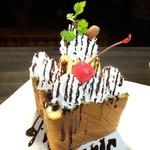 Cafe and Bar on℃ -温度- - ハニートーストチョコレート