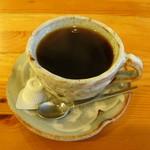 お天気屋喫茶店 - コーヒー
