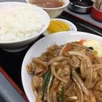 中華料理たつみ - 料理写真: