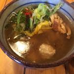 つけ麺本丸 - 料理写真:塩つけ麺の最高峰!!