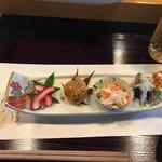 東寿司 - いい仕事してますね〜