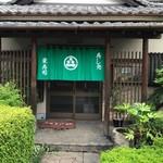 東寿司 - 店構え