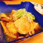 海鮮問屋 柿の匠 - 牛すじ煮 500円