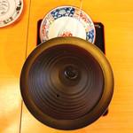 海鮮問屋 柿の匠 - ホルモン焼 580円