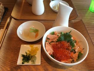 OBU CAFE - 出汁飯