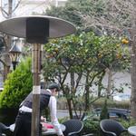 カフェ ラ・ボエム - 今年もたわわに実って73番