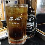 鳥清 - ホッピーセット 黒 442円
