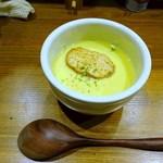 67036214 - コーンスープ