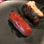 TUCANO'S Churrascaria Brasileira - ソーセージ・お肉