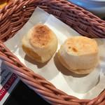 TUCANO'S Churrascaria Brasileira - チーズのパン