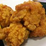 割烹 なかむら - 若鶏の唐揚げ 850円