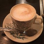 カフェ マラッカ - カフェラテ