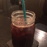 カフェ マラッカ - アイスコーヒー