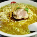 中華そば まるき - 料理写真:「中華そば(中)」¥800税込