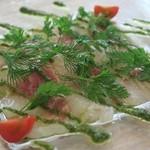 67039926 - 「三崎鮮魚のカルパッチョ」