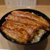 白山浦 瓢亭 - 料理写真:うな丼