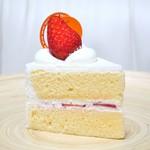 パティスリー アンパルフェ - 料理写真:'17.05ショートケーキ