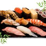 つきぢ神楽寿司 - 神楽
